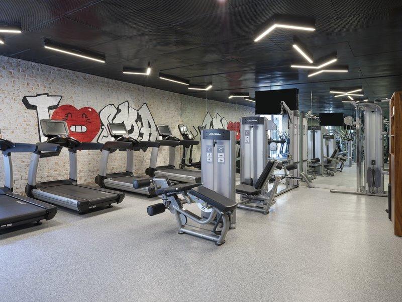 Live Aqua San Miguel Allende-Gym<br/>Image from Leonardo
