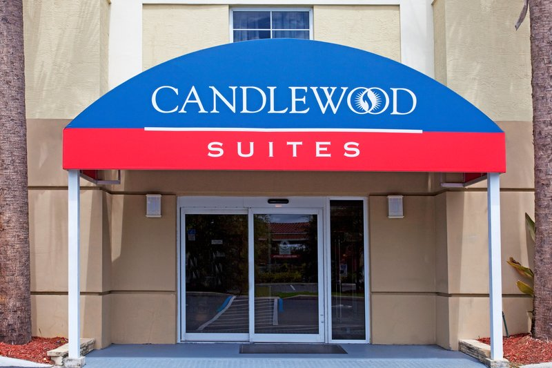 Candlewood Suites Ft. Lauderdale Airport/Cruise-Candlewood Suites Hotel Fort Lauderdale Airport/Cruise<br/>Image from Leonardo