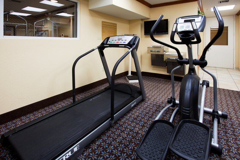 Candlewood Suites Ft. Lauderdale Airport/Cruise-Candlewood Suites Hotel Fort Lauderdale - Fitness<br/>Image from Leonardo
