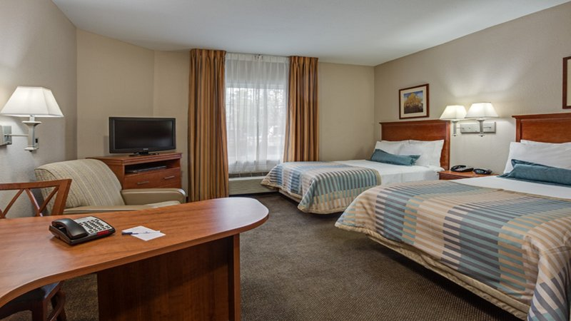 Candlewood Suites Ft. Lauderdale Airport/Cruise-2 Dbl Bed Studio Non-Smoking<br/>Image from Leonardo