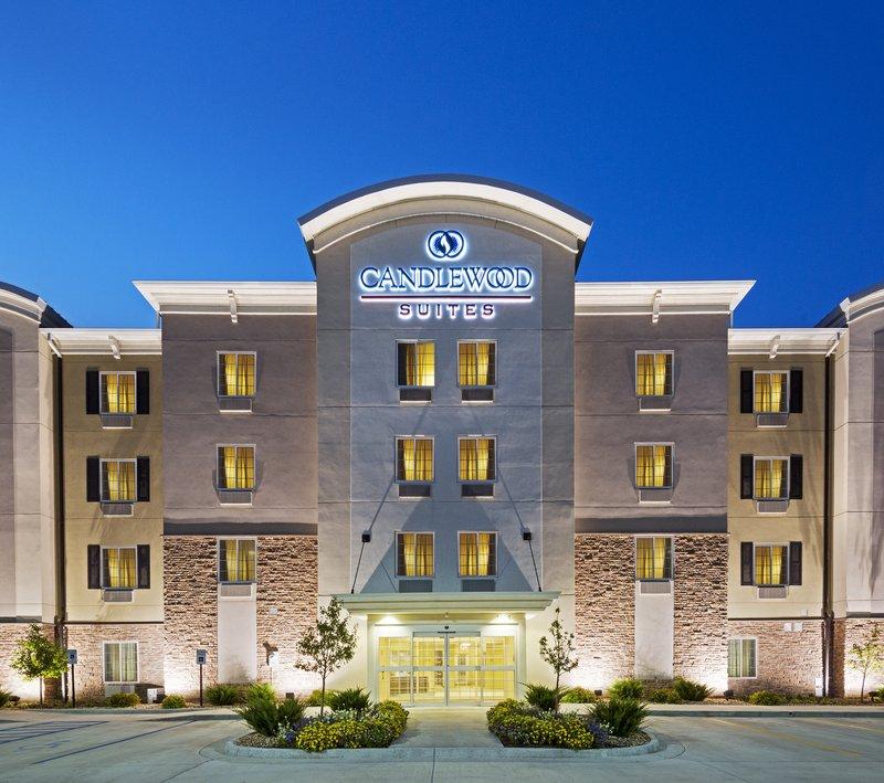 Candlewood Suites Aransas Pass-Hotel Exterior<br/>Image from Leonardo