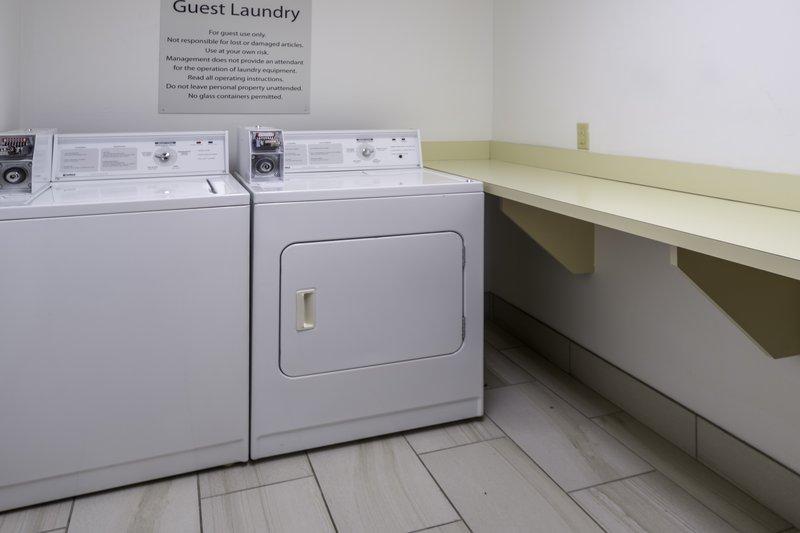 Holiday Inn Express Pasco - TriCities-Laundry Facility<br/>Image from Leonardo