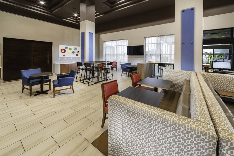 Holiday Inn Express Pasco - TriCities-Breakfast Area<br/>Image from Leonardo