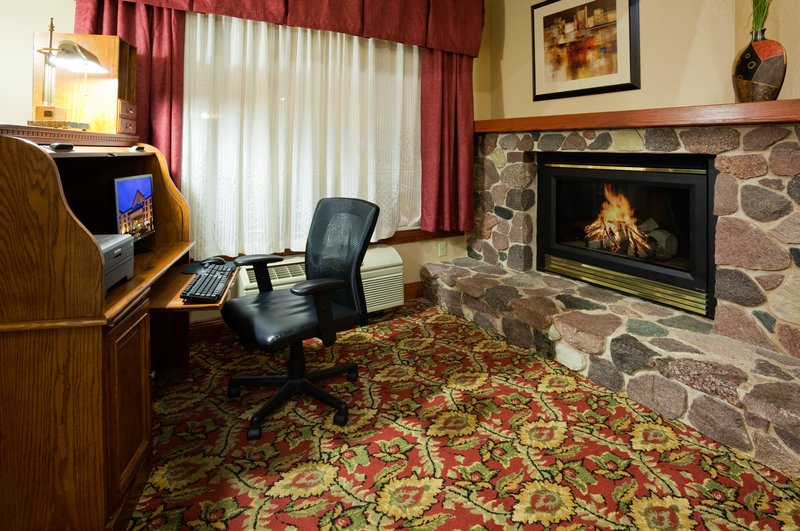 Holiday Inn Hotel & Suites Wausau-Rothschild-Business Center<br/>Image from Leonardo