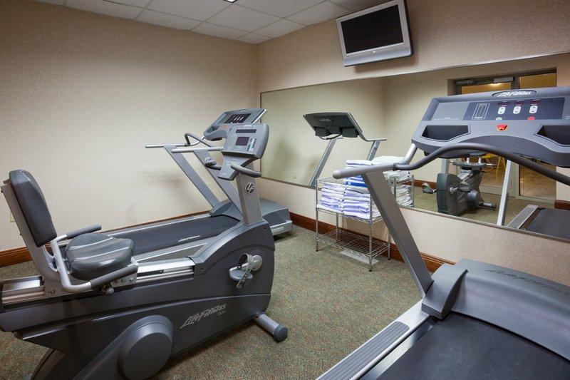Holiday Inn Hotel & Suites Wausau-Rothschild-Fitness Center<br/>Image from Leonardo