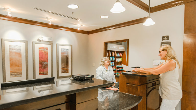 Staybridge Suites Wilmington-Front Desk<br/>Image from Leonardo