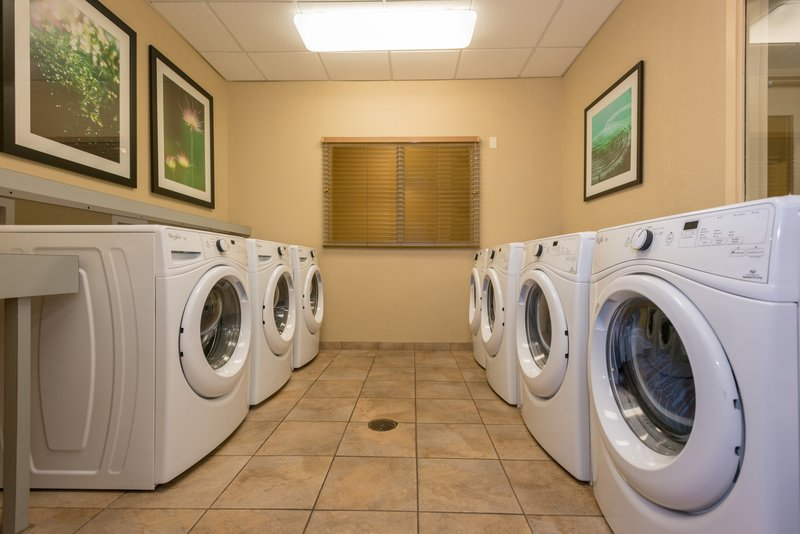 Candlewood Suites Mobile-Downtown-Our 24-Hour Guest Laundry is Adjacent to the Candlewood Gym<br/>Image from Leonardo