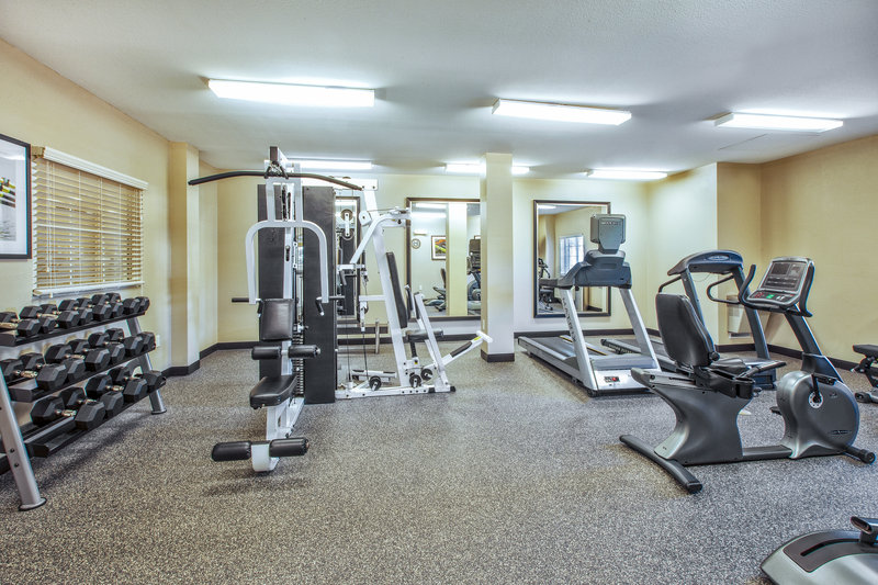 Candlewood Suites Indianapolis Airport-Executive Fitness Center<br/>Image from Leonardo