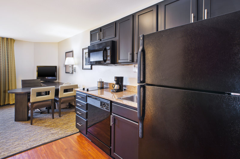 Candlewood Suites Indianapolis Airport-Fully Equipped kitchens<br/>Image from Leonardo