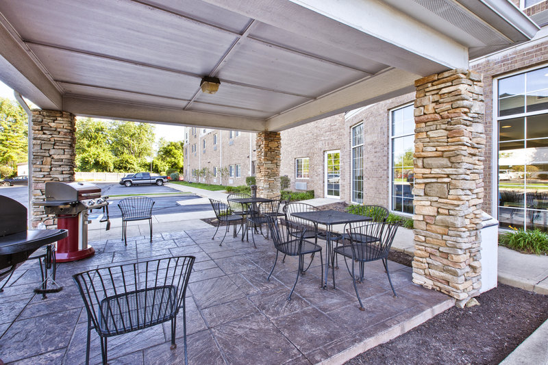 Candlewood Suites Indianapolis Airport-Guest Patio<br/>Image from Leonardo