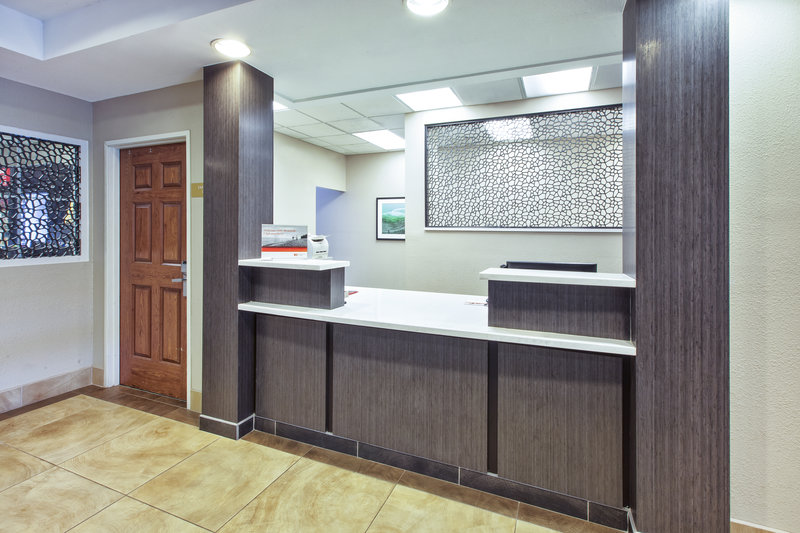 Candlewood Suites Indianapolis Airport-Front Desk<br/>Image from Leonardo