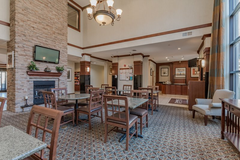 Staybridge Suites South Bend-University Area-Breakfast Area<br/>Image from Leonardo