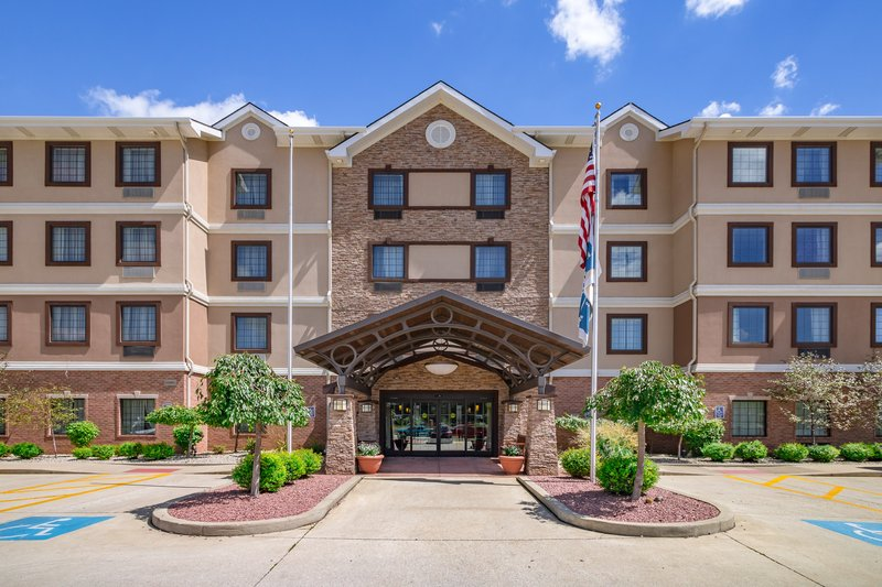 Staybridge Suites South Bend-University Area-Hotel Exterior<br/>Image from Leonardo