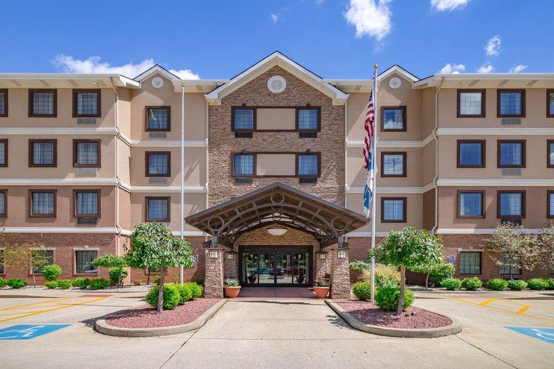 Staybridge Suites South Bend-University Area-Hotel Exterior<br/>Image from Leonardo
