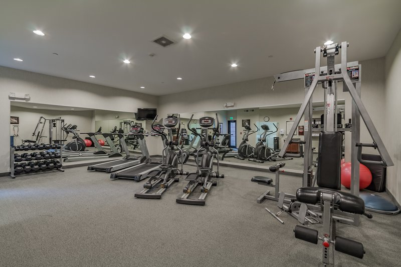 Staybridge Suites South Bend-University Area-Fitness Center<br/>Image from Leonardo