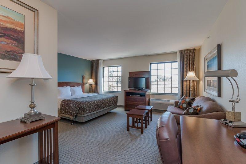 Staybridge Suites South Bend-University Area-Guest Room<br/>Image from Leonardo