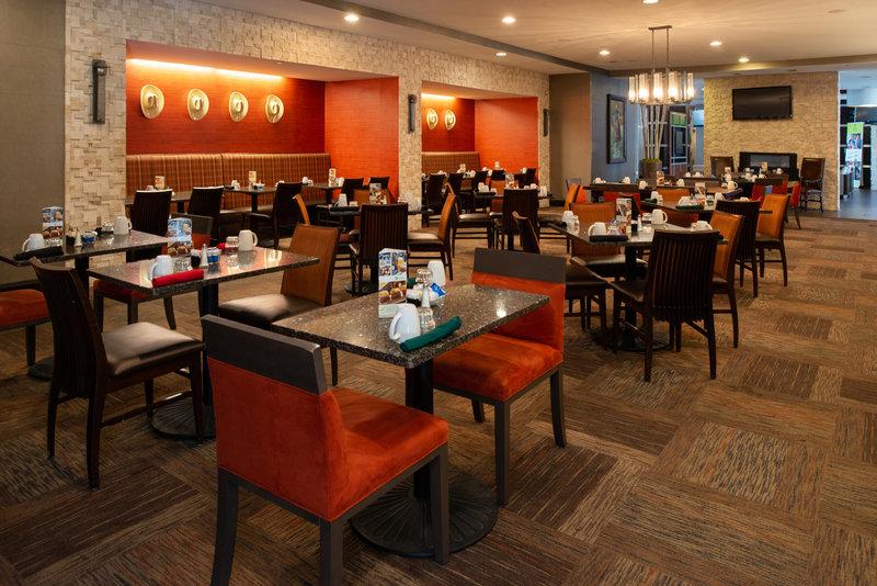 Holiday Inn Amarillo West Medical Center-Breakfast Seating<br/>Image from Leonardo