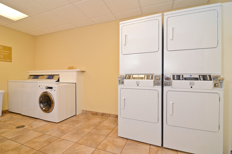 Candlewood Suites Chambersburg-Complimentary 24 hour Laundry Services<br/>Image from Leonardo