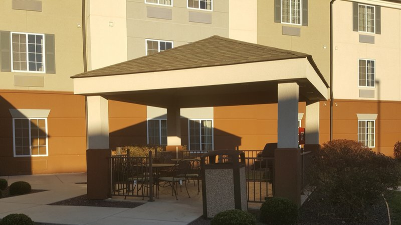 Candlewood Suites Chambersburg-Hotel Exterior<br/>Image from Leonardo
