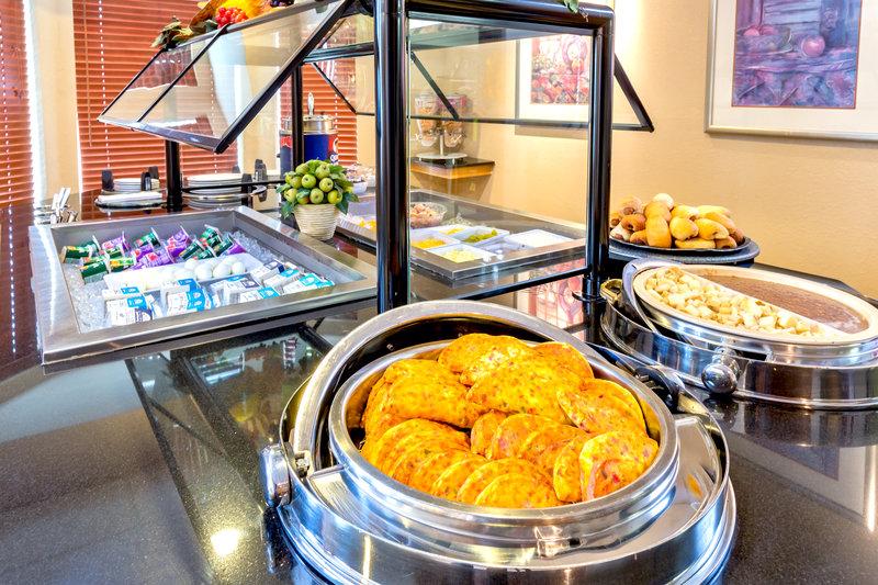 Staybridge Suites Brownsville-Breakfast Bar<br/>Image from Leonardo