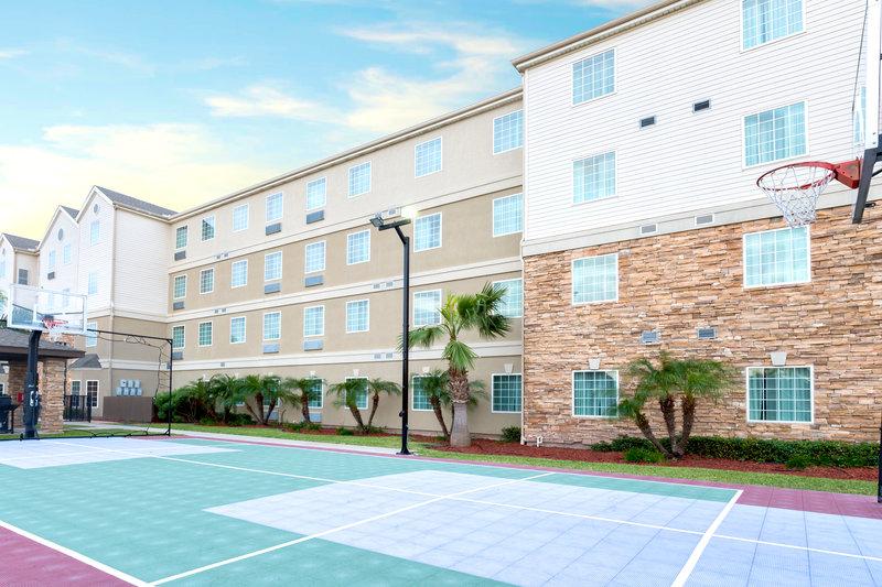 Staybridge Suites Brownsville-Basketball Court<br/>Image from Leonardo
