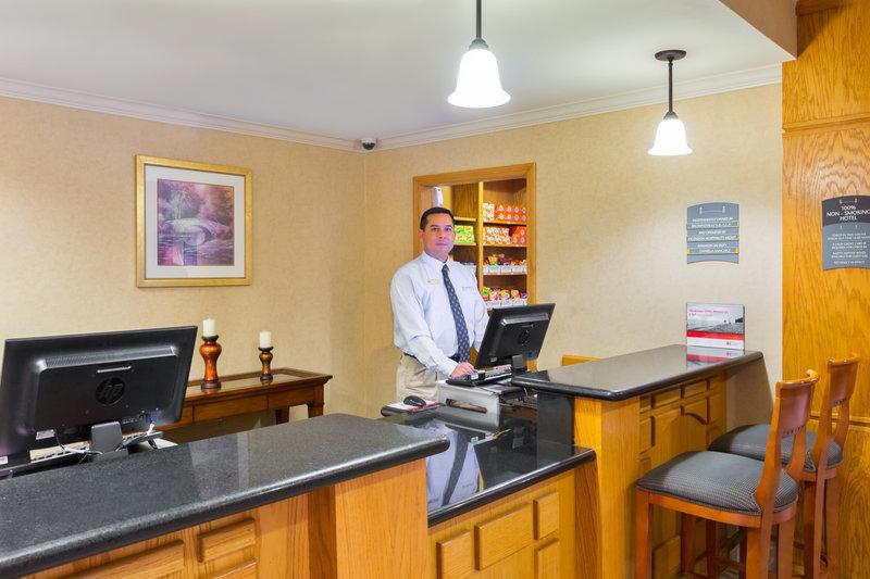 Staybridge Suites Brownsville-Front Desk<br/>Image from Leonardo