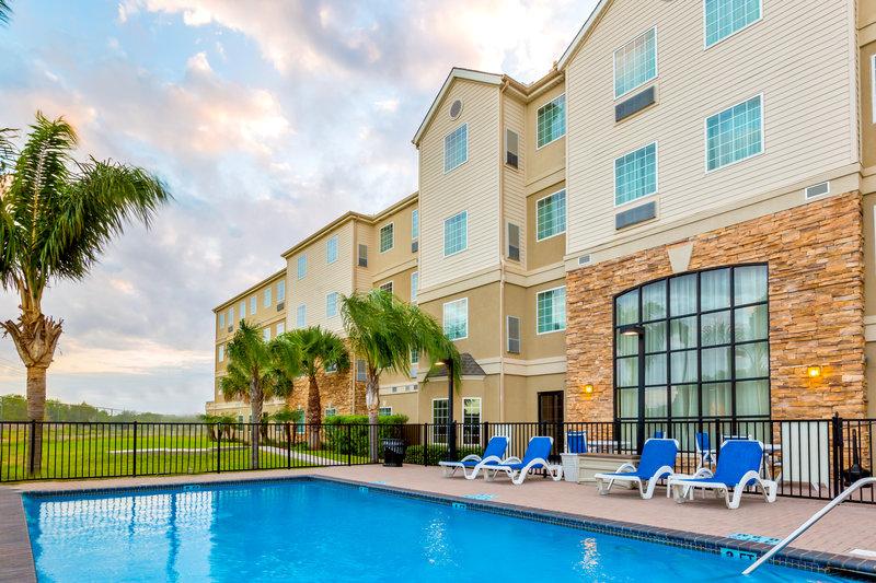 Staybridge Suites Brownsville-Swimming Pool<br/>Image from Leonardo