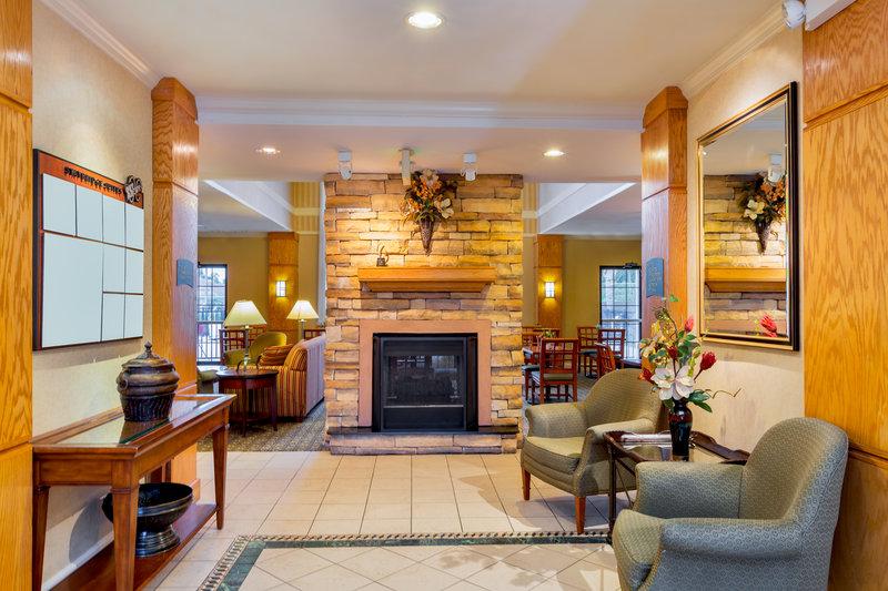 Staybridge Suites Brownsville-Hotel Lobby<br/>Image from Leonardo