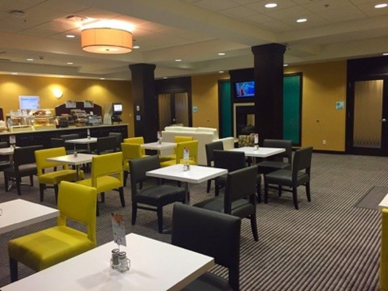 Holiday Inn Express & Suites Thunder Bay-Guest Dining Lounge<br/>Image from Leonardo