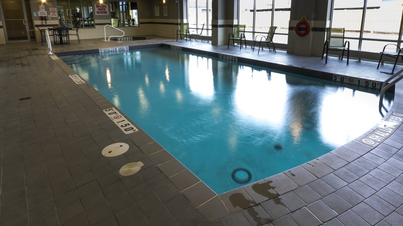 Holiday Inn Express & Suites Thunder Bay-Whirlpool<br/>Image from Leonardo