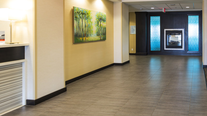 Holiday Inn Express & Suites Thunder Bay-Entrance<br/>Image from Leonardo
