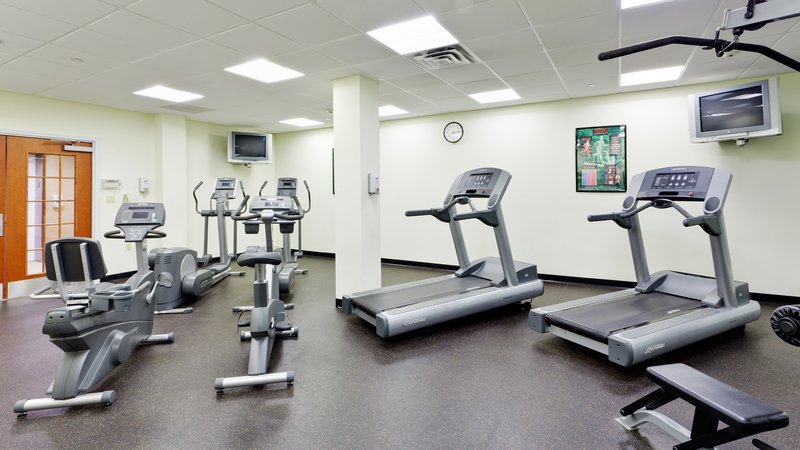 Holiday Inn Express & Suites Long Island-East End-Gym<br/>Image from Leonardo