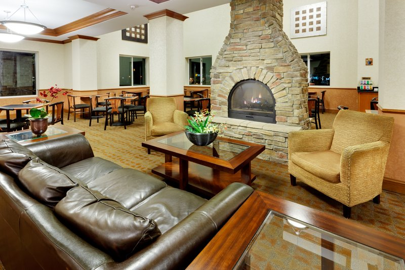 Holiday Inn Express & Suites Long Island-East End-Holiday Inn Express East End, Riverhead, NY - Guest Lounge<br/>Image from Leonardo