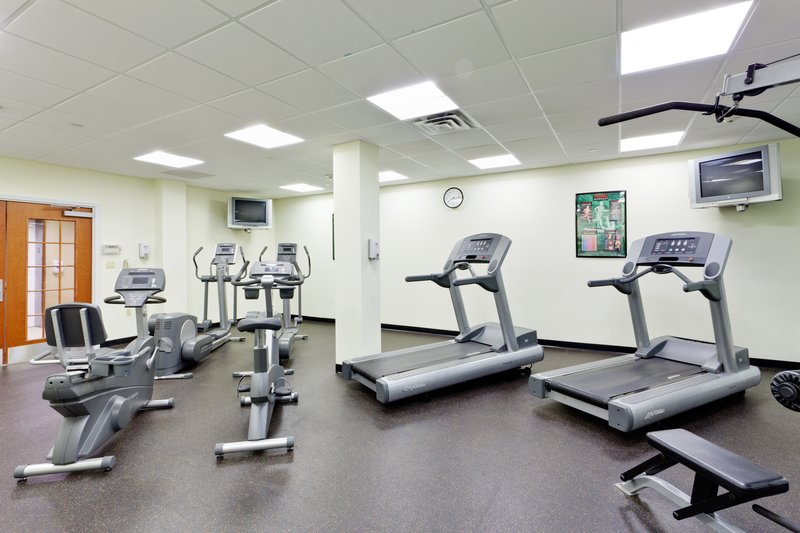 Holiday Inn Express & Suites Long Island-East End-Holiday Inn Express East End, Riverhead, NY - Fitness Center<br/>Image from Leonardo
