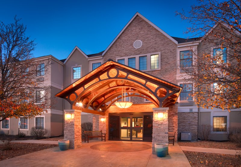 Staybridge Suites Peoria-Downtown-Hotel Exterior<br/>Image from Leonardo