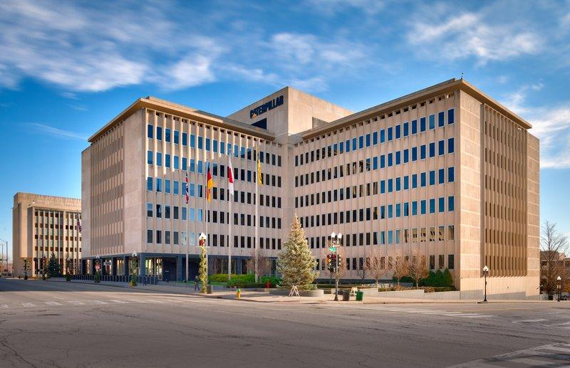 Staybridge Suites Peoria-Downtown-Caterpillar corporate offices<br/>Image from Leonardo