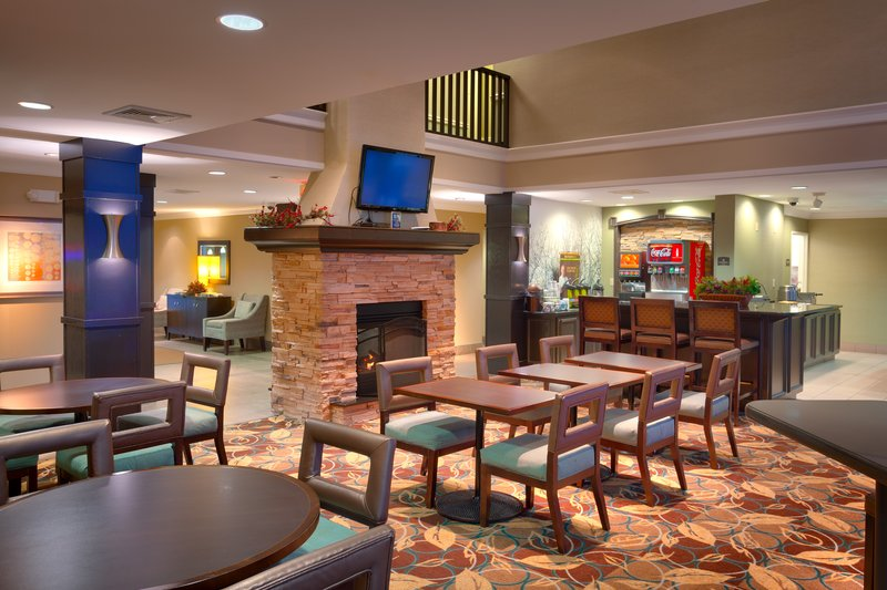 Staybridge Suites Peoria-Downtown-More space for breakfast and our evening socials<br/>Image from Leonardo