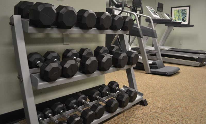 Staybridge Suites Peoria-Downtown-Fitness Room<br/>Image from Leonardo