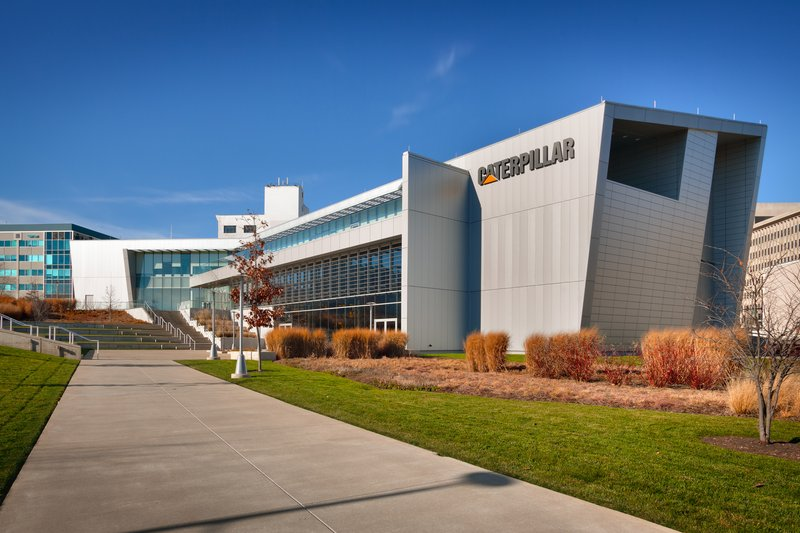 Staybridge Suites Peoria-Downtown-Visit the Caterpillar Museum steps away from our hotel<br/>Image from Leonardo