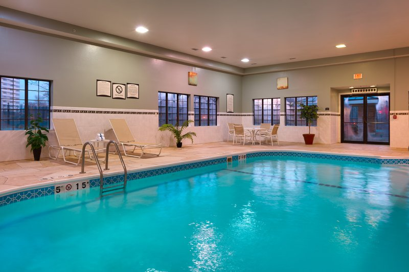Staybridge Suites Peoria-Downtown-Our heated indoor pool is a great reward for a day well done.<br/>Image from Leonardo