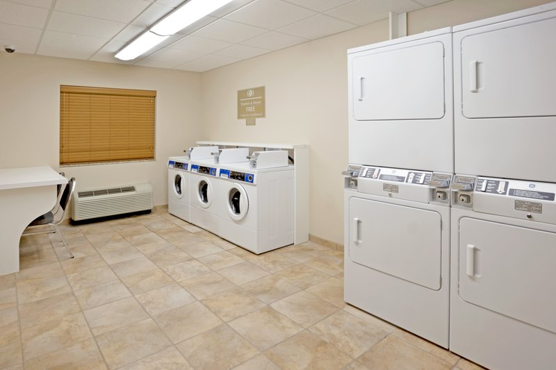 Candlewood Suites Austin N - Cedar Park-Complimentary Guest Laundry Facility<br/>Image from Leonardo