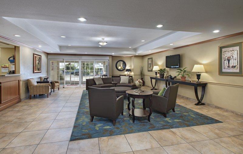 Candlewood Suites Austin N - Cedar Park-Hotel Lobby<br/>Image from Leonardo