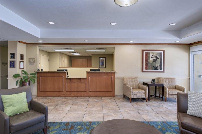 Candlewood Suites Austin N - Cedar Park-Front Desk<br/>Image from Leonardo