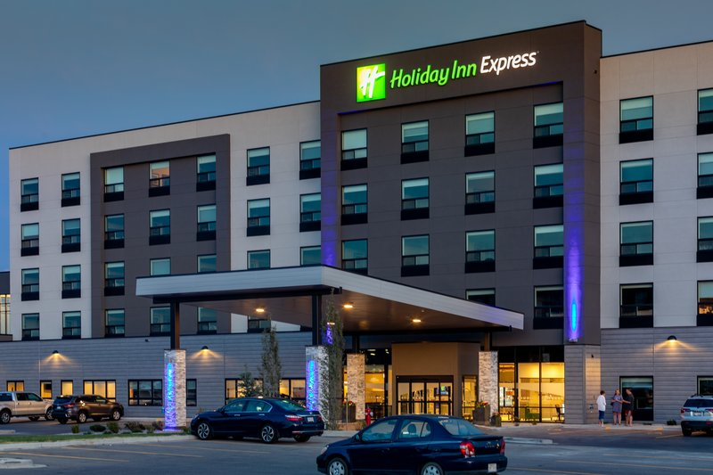 Holiday Inn Express Lethbridge Southeast-Holiday Inn Express Lethbridge South East<br/>Image from Leonardo
