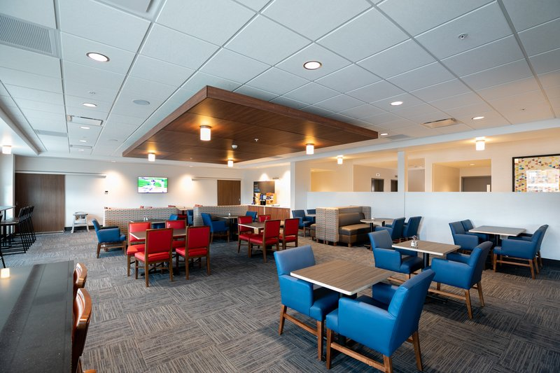 Holiday Inn Express Lethbridge Southeast-Breakfast Area<br/>Image from Leonardo