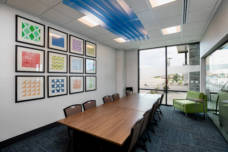 Holiday Inn Express Lethbridge Southeast-Flex Meeting Room<br/>Image from Leonardo