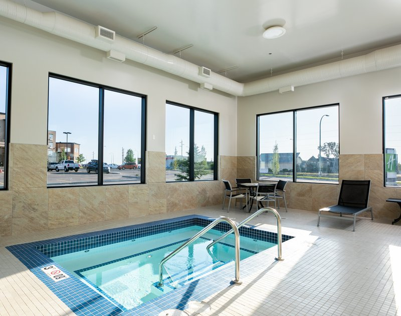 Holiday Inn Express Lethbridge Southeast-Relax in our Hot Tub<br/>Image from Leonardo