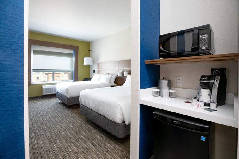 Holiday Inn Express Lethbridge Southeast-Two Queen Bed Room<br/>Image from Leonardo