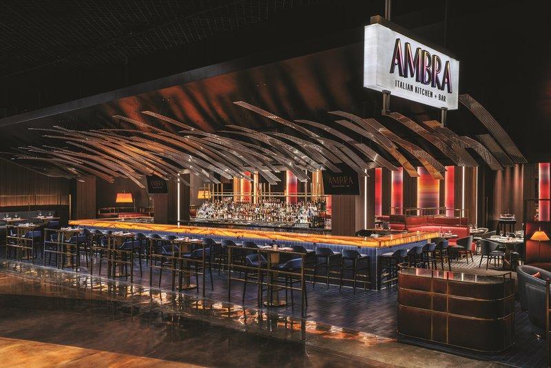 MGM Grand Hotel & Casino - Ambra Italian Kitchen + Bar <br/>Image from Leonardo