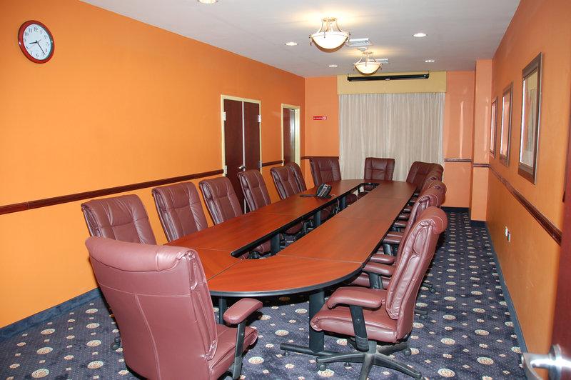 Holiday Inn Express Hotel & Suites Trincity Trinidad Airport-Meeting Room<br/>Image from Leonardo